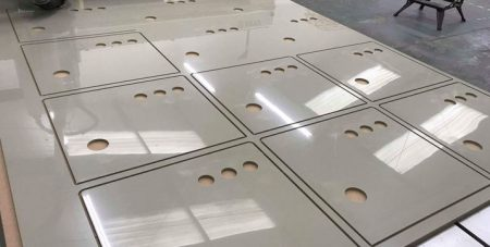 Plastic CNC Routing